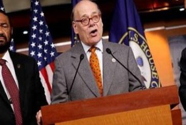 نائب ديمقراطي في الكونغرس يقدم لائحة اتهام ضد ترامب ويطالب بعزله