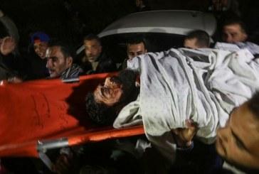 4 شهداء و374 إصابة برصاص العدو الصهيوني في مواجهات