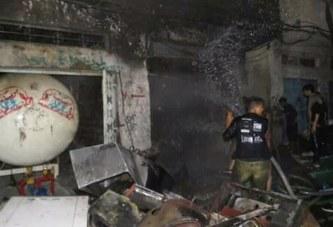 انفجار في مدينة تعز وسقوط ضحايا
